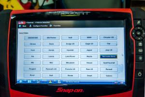 car diagnostics service south east london