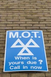 mot services south east london