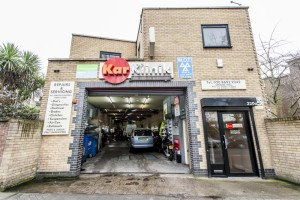 car repair garages