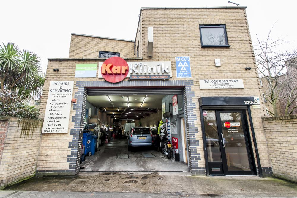 Car Servicing And Repairs London