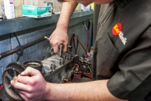 car service garage south east london